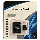 MicroSD kort,  4-64GB