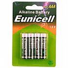 Eunicell AAA Alkaline 4-pak
