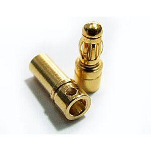 3.5mm Guld Konnektorer