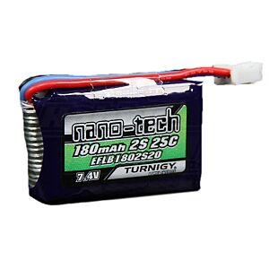 Turnigy Nano-Tech 180mAh 2S 25C