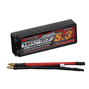 Turnigy Nano-Tech 5300mAh 2S2P 50~100C