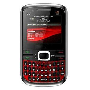 Q9 Mini Phone, 3 SIM/Kamera/FM