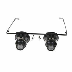 Lupbriller 20x