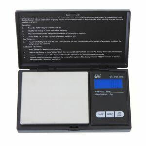 Digitalvægt 600g x 0,1g