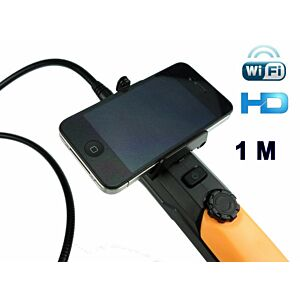 WF200 Wi-Fi Endoskop Android/iOS/PC 1M