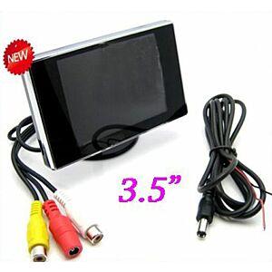 """3.5"""" LCD Skærm"""