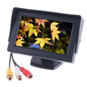 """4.3"""" LCD Skærm"""