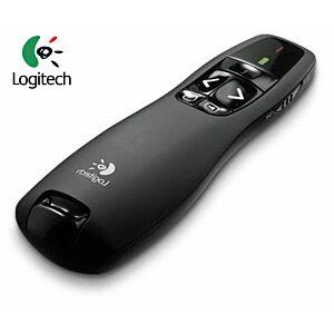 Logitech R400 Laserpointer - SE PRISEN