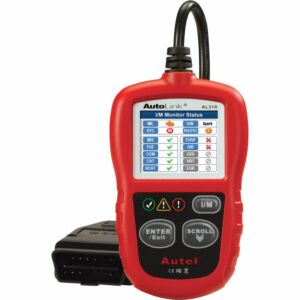 Autel AL319 OBDII & CAN Scanner