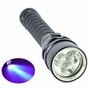 CREE XPE UV-lygte, 10 Watt