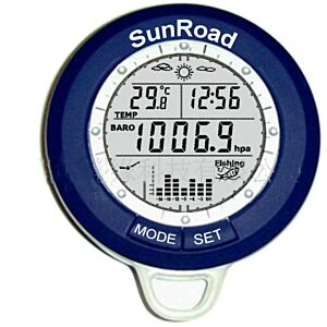 SunRoad Fiskebarometer og Højdemåler