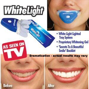Whitelight Tandblegning