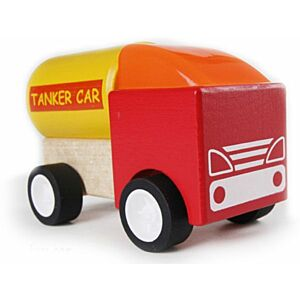 Træbil - Tankvogn