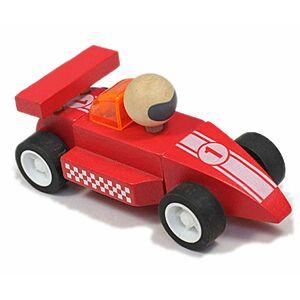 Træbil - Formel 1