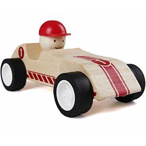 Træbil - Racerbil