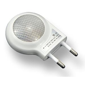 LED Vågelys med skumringssensor