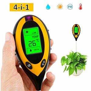 EIS 4-i-1 Fugtighedsmåler til Planter