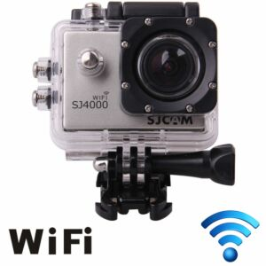 SJCAM SJ4000 WiFi Action Cam 12MP FullHD