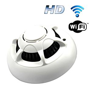 T-Care WM1 Røgalarm HD kamera