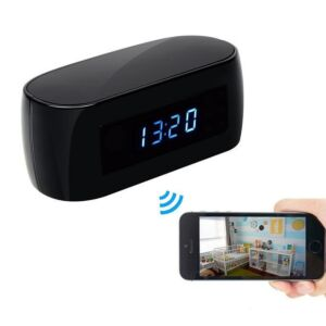 T-Care Z16 Alarm Clock HD SpyCam 12 MP