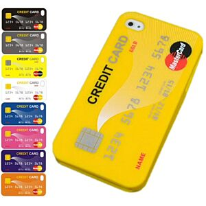 iPhone 4 Cover, Credit Card