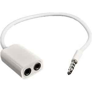 1/2 Audiosplitter