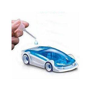 Hybridbil Solar/Brændselscelle