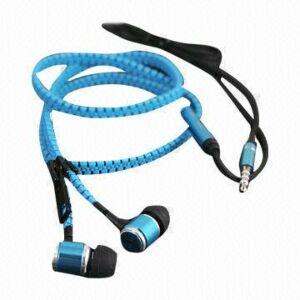 Zipper In-ear Headset