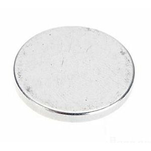 Neodymium Skivemagnet, Ø20x2mm