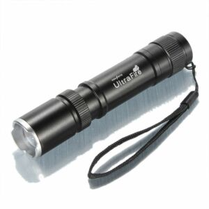 UltraFire XML-T6 1600lm CREE lommelygte