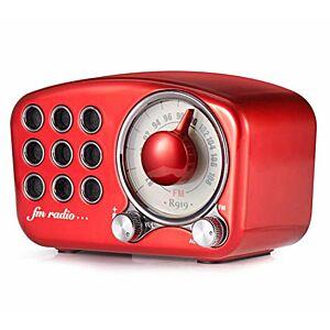 Retro R919 Bluetooth FM Radio