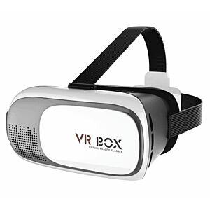 VR Box II 3D Briller + fjernbetjening