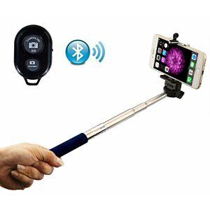 Selfiestang m. Bluetooth