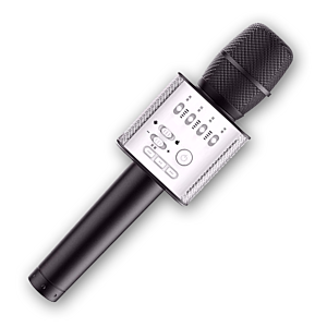 Q9 Karaoke Højttaler m. mikrofon