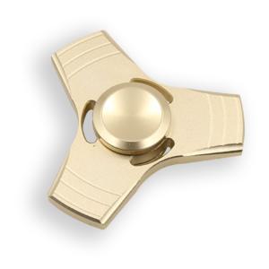 EDC UFO Tri-Spinner - Guld