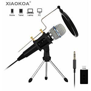 XIAOKOA Blogger-Mikrofon