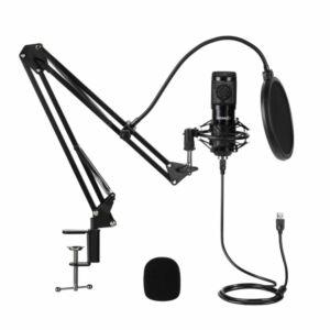 GEAR4U Streamer USB Microphone Kit