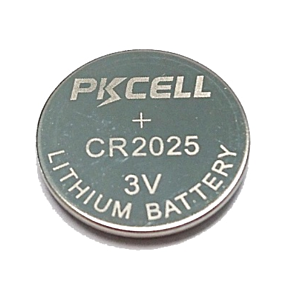 CR2025 Lithium, PKCell