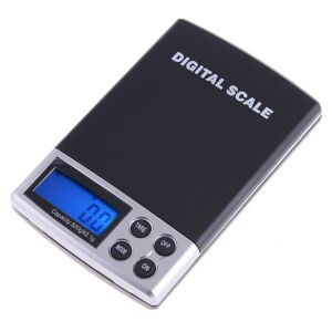 Digitalvægt 300g x 0,01g - Ny version