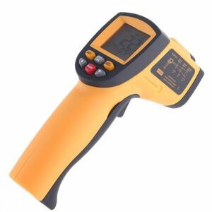 Digital IR Thermometer 700°C