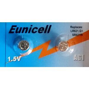 AG12/LR43 Alkaline Eunicell