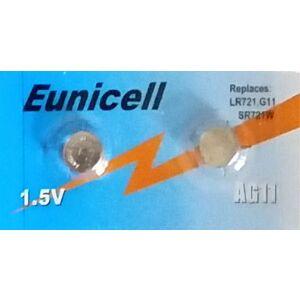 AG11/LR58 Alkaline Eunicell