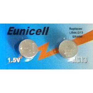 AG13/LR44 Alkaline Eunicell