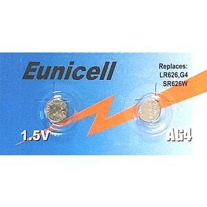 AG4/LR66 Alkaline Eunicell