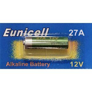 27A 12V Alkaline Eunicell
