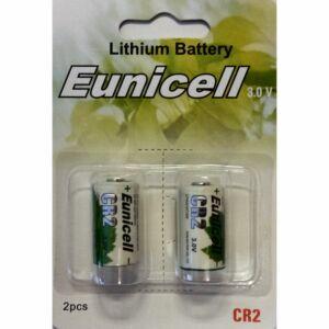CR2 3V Lithium Eunicell x2