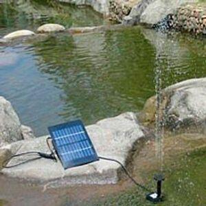 Solar Springvand